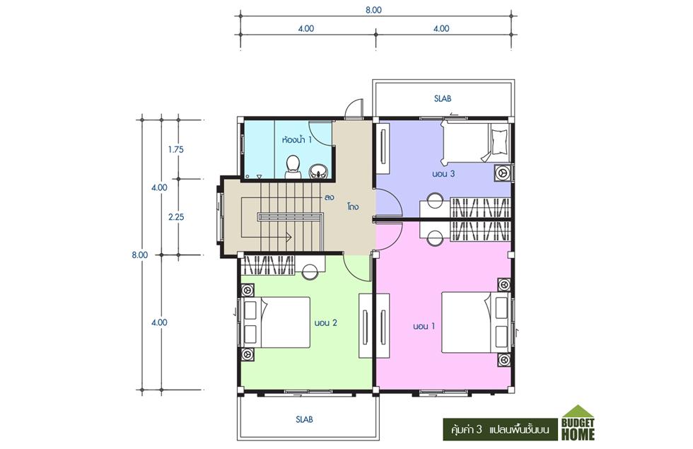 Floor 2 คุ้มค่า 3