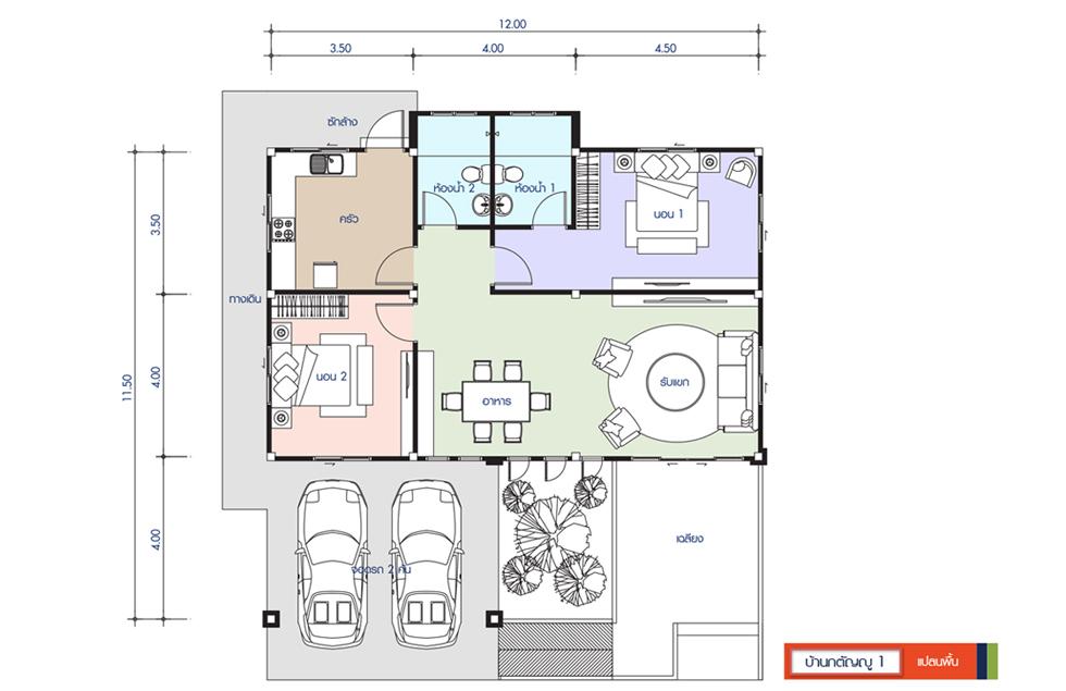 Floor 1 กตัญญู 1
