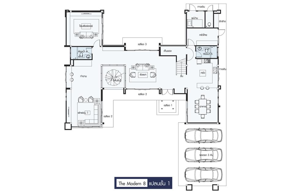 Floor 1 The Modern 8