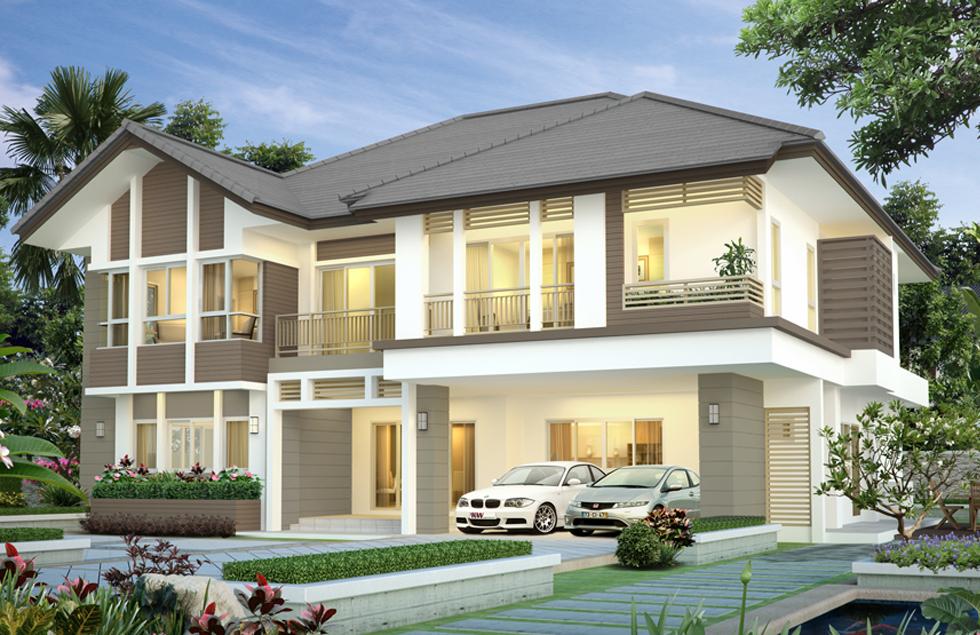 Modern Bangkok 12
