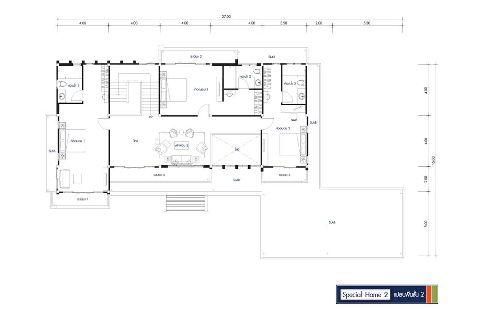 Floor 2 Special Home 2