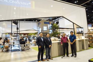 ภาพบรรยากาศงาน Home Builder & Materials Expo 2018